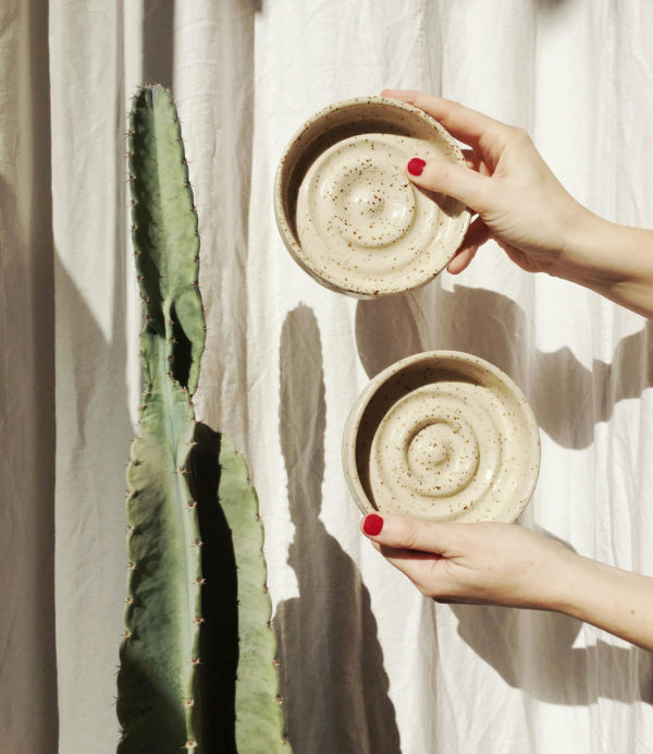 Jaboneras ceramica