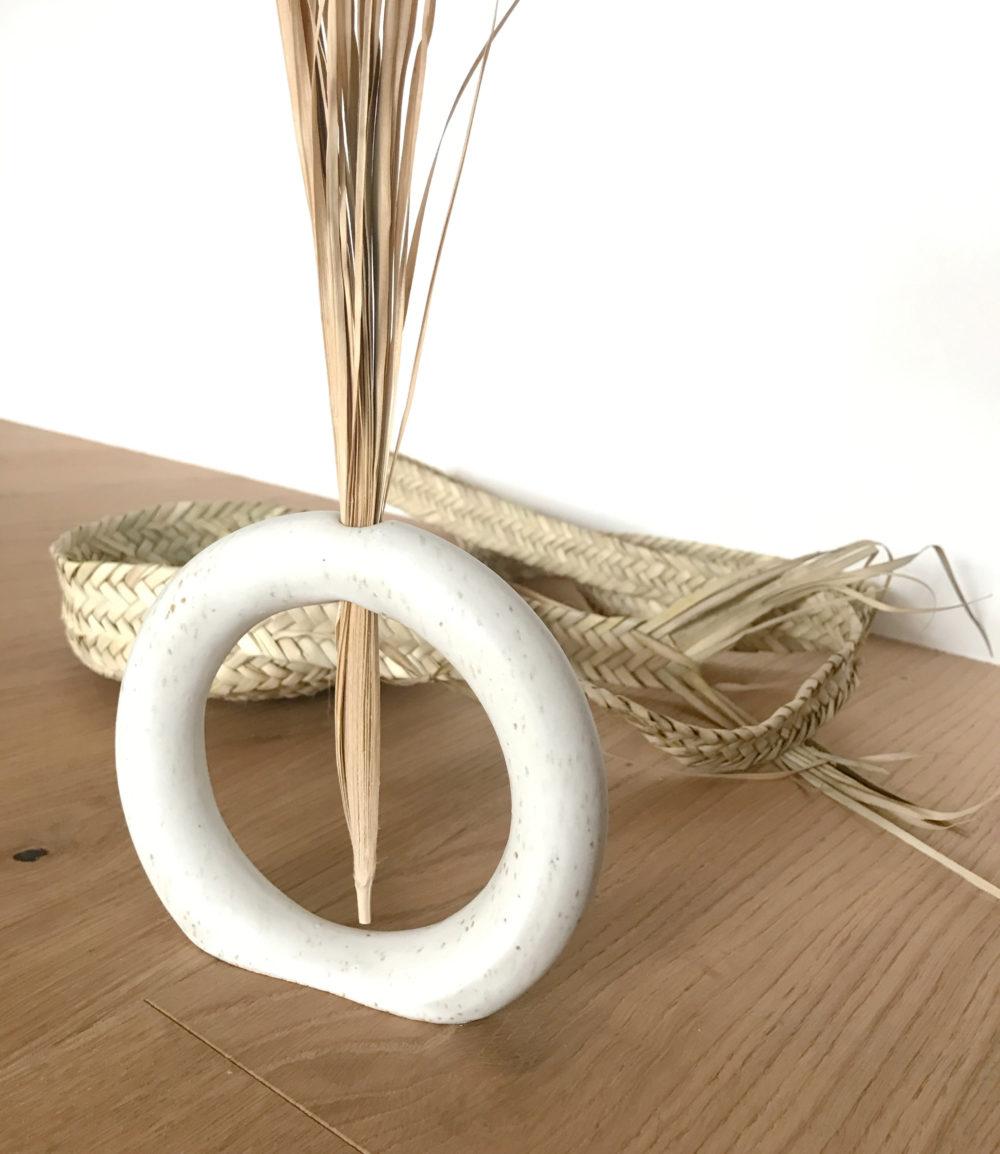 donut de ceràmica