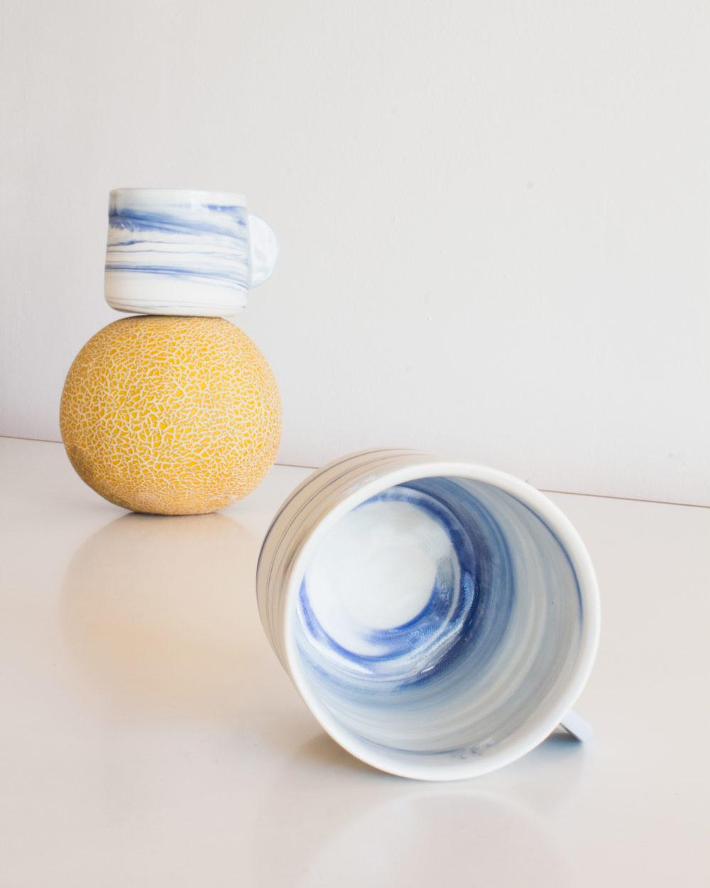 tasses de ceràmica artesanal