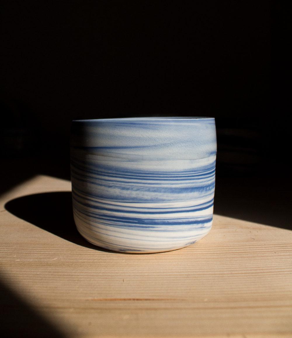 tassó de porcellana la mar