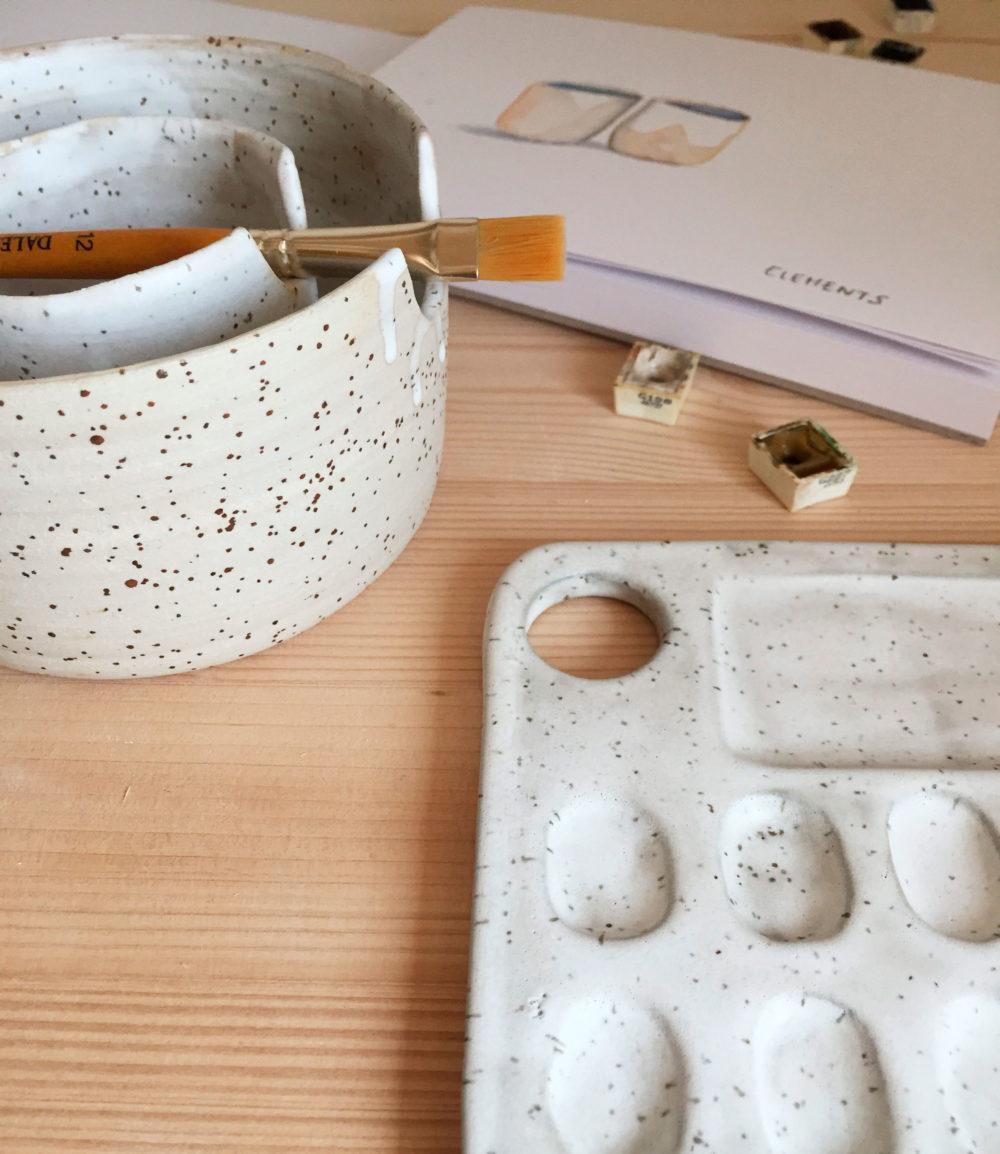 paleta ceramica